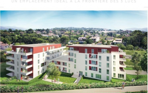 La Nerthe immobilier Appartement | MARSEILLE (13013) | 69 m2 | 261 000 €