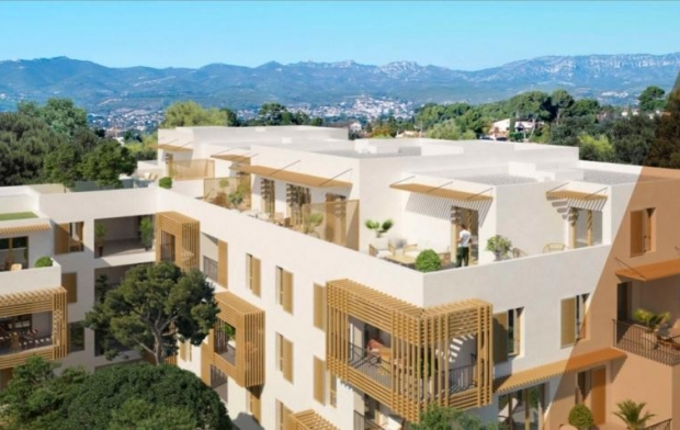 La Nerthe immobilier Appartement | MARSEILLE (13012) | 38 m2 | 168 000 €